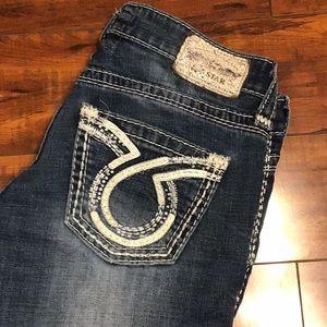 Big star jeans 28 L. Liv boot